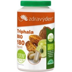 Zdravý den  Triphala BIO 180 Kapslí