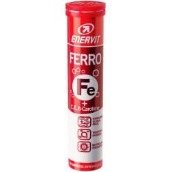 Enervit ferro železo 20 šumivých tablet