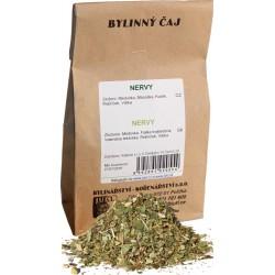 Jukl Nervy bylinný čaj 100 g