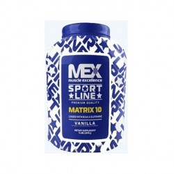 MEX MATRIX 10 - 2270 g Varianta: vanilla