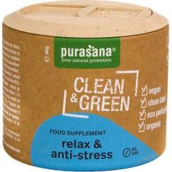Purasana Relax & Anti-Stress BIO 60 tablet