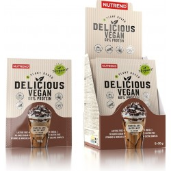 Nutrend delicious vegan protein 150 g latte machiato
