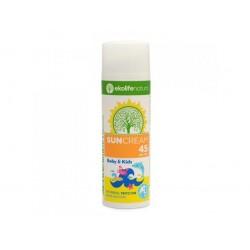 Ekolife Natura Sun Cream Baby & Kids SPF45 50ml (Krém na opalování pro děti)