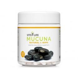 Vito Life - Mucuna pruriens 100 tbl