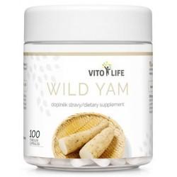 VITO LIFE - Wild yam 100 tbl.