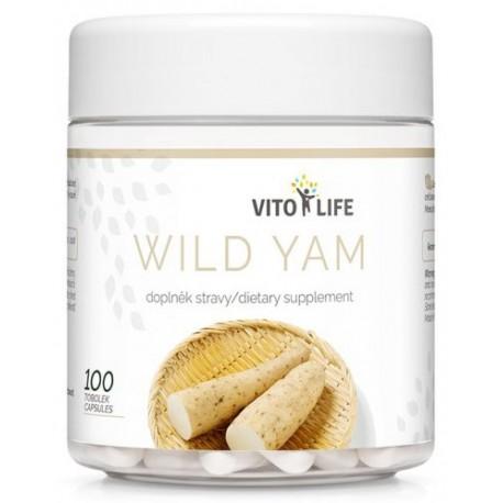 Wild yam 100 tbl