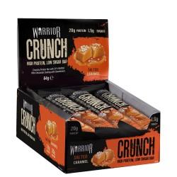 Warrior  Crunch Bar 64g salted caramel