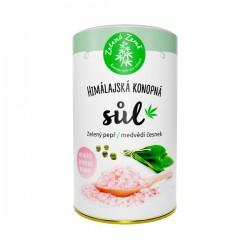 Zelená země Konopná sůl Chilli 165 g