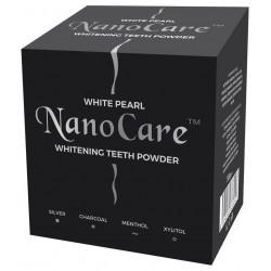 Bělící pudr White Pearl NanoCare Silver 30 g