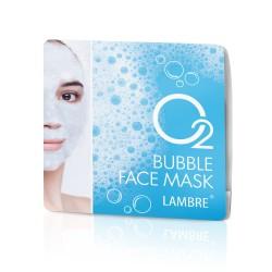 Lambre O2 Bublinková maska se silným účinkem kyslíku 2x8 ml