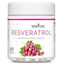 Resveratrol 100 tbl