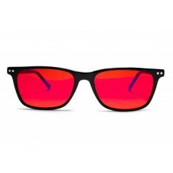 BrainMarket brýle blokující 100% modrého a zeleného světla, Greenhorn