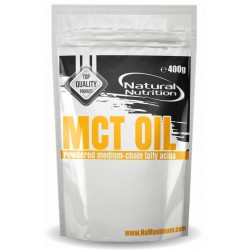 Natural nutrition MCT Oil - práškový Natural 400g