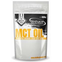 Natural nutrition MCT Oil - práškový Natural 400g