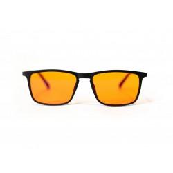 BrainMarket brýle blokující 100% modrého světla, Stark - černé