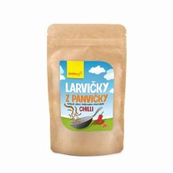 Larvičky z pánvičky - Chilli 20 g Wolfberry