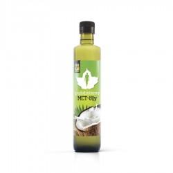 Puhdistamo MCT Oil 500ml (Olej s triglyceridy se středně dlouhým řetězcem)