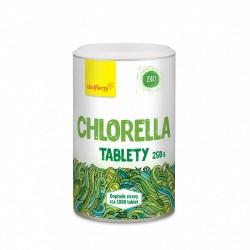 Chlorella Wolfberry BIO 250 g 1000 tbl