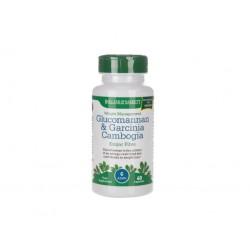Holland&Barrett Glucomannan&Garcinia (Glukomanan a Garcinie kambodžská), 60 kapslí