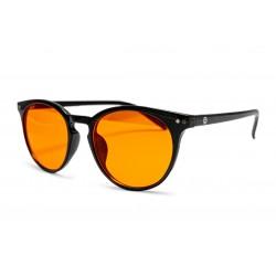 BrainMarket brýle blokující 100% modrého světla, Swing Black