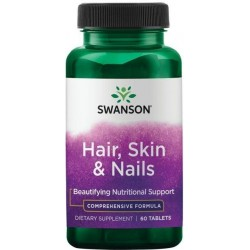 SWANSON HAIR, SKIN & NAILS (NA VLASY, KŮŽI, NEHTY) 60 TABLET