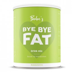 Nutrisslim Bye Bye Fat 150 g (Normální metabolismus)
