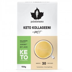 Puhdistamo Premium Keto Kollagen + MCT 150g (Kolagenové peptidy Bodybalance® s MCT)
