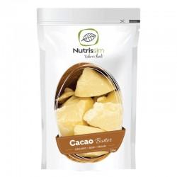 Nutrisslim Cacao Butter Bio 250g (Kakaové máslo)