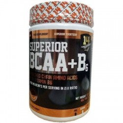 SUPERIOR 14 BCAA + B6 AKCE 3 + 1 ZDARMA