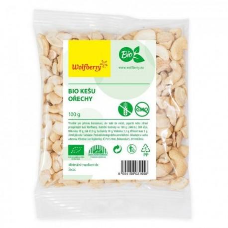 Wolfberry Kešu ořechy Bio 100 g