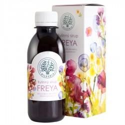 Bilegria FREYA bylinný sirup pro podporu ženského zdraví a plodnosti 200 ml
