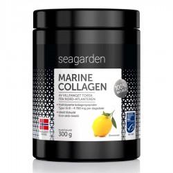 Seagarden Marine Collagen 300g citrón