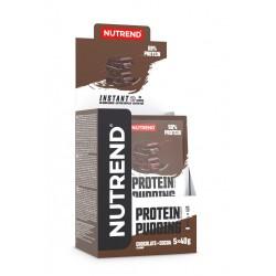 NUTREND protein pudding 5 x 40 g čokoláda