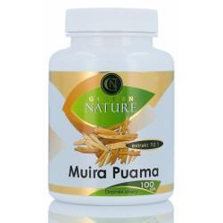 Golden Nature Muira Puama 100 cps.