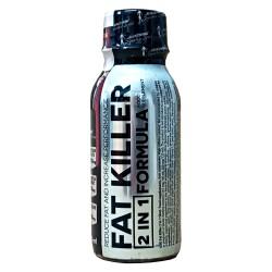 KL FAT KILLER 120 ml FAT KILLER 2in1 FORMULA 120ml (sell only full box 24pcs) - grapefruit-cherry