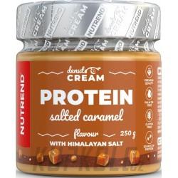 DENUTS CREAM Slaný karamel s proteinem 250 gr