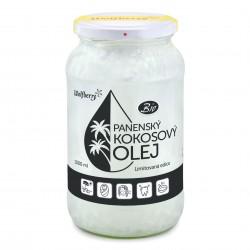 Kokosový olej panenský BIO 1l Wolfberry - limitovaná edice