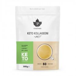 Puhdistamo Keto Collagen + MCT 300g