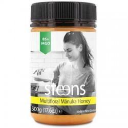 Steens RAW Manuka Honey 85+ MGO 500g