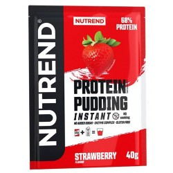 NUTREND protein pudding 5 x 40 g jahoda