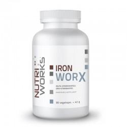 NutriWorks Iron Works 90 kapslí