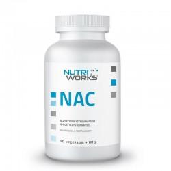 NutriWorks NAC 90 kapslí