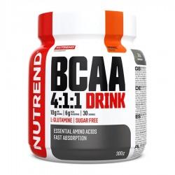 Nudrend BCAA 4:1:1 DRINK 300 g pomeranč