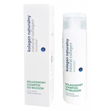 Colway - vlasový kolagenový šampon 250 ml