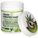 Canabis produkt Konopná mast s bylinkami 25ml,60ml