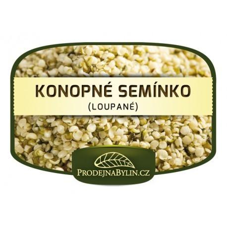 Prodejna bylin Konopné semínko loupané 250 g
