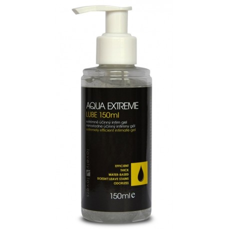 Lovely lovers AQUA EXTREME Lube 150ml