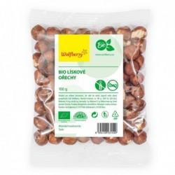 Lískové ořechy 100 gr BIO