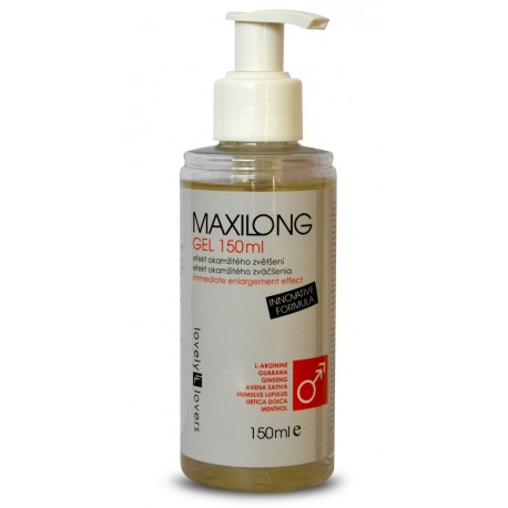 Lovely Lovers MAXILONG gel 150ml