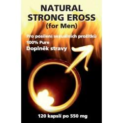 Naturgreen Natural Strong Eross for Men 120 kapslí